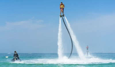 Extreme Adventure sports in India
