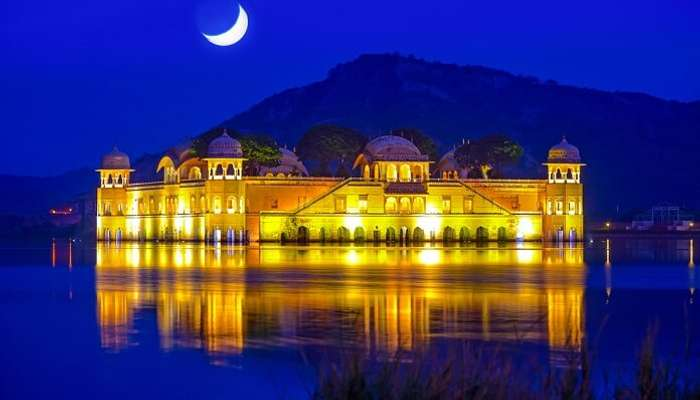 Best Places to Visit in Jaipur at Night